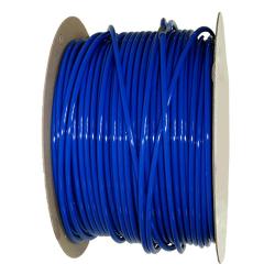 "3/8"" OD x .062"" Wall Blue Excelon Polyethylene Tubing"