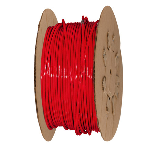 "1/4"" OD x .040"" Wall Red Excelon Polyethylene Tubing"