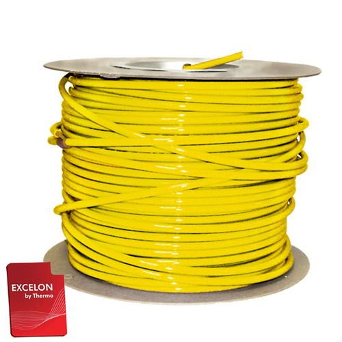 Excelon Yellow LDPE Tubing