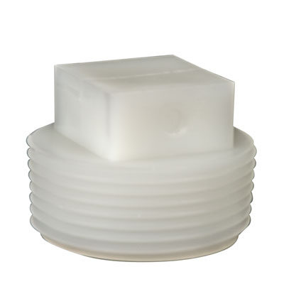 Nylon Tuff Lite Plug with Square Head