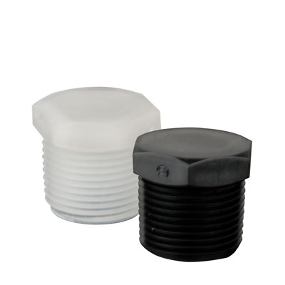 Leakproof Threaded Hollow Plugs