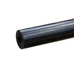 "1/2"" Black ABS Tube"