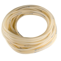 Silbrade® Braid Reinforced Silicone Tubing