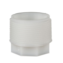 Nylon Tuff Lite Plug with Hex Head