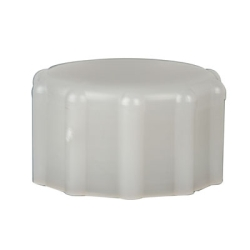 Nylon Tuff Lite Threaded Cap