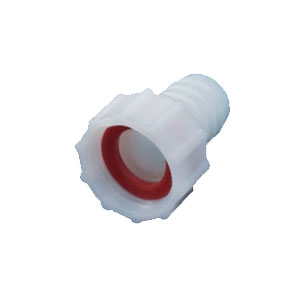 "Nylon Swivel Female Insert x 3/4"" GHT"