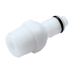 "3/8"" NPT APC Series Acetal Insert - Shutoff (Body Sold Separately)"