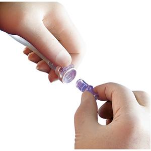 Medical Grade PVC Leash Cap