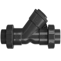 Hayward® YC Series True Union Y-Check Valves