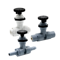 SMC 586 Series Needle Valves