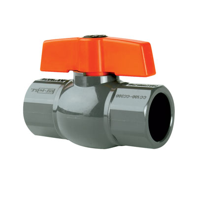 "1 1/2"" Threaded QIC2™ Series Registered Ball Valves"