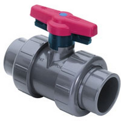 True Union Industrial Ball Valves
