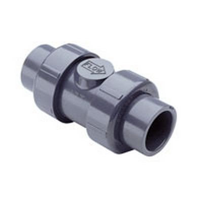 True Union Industrial Ball Check Valves
