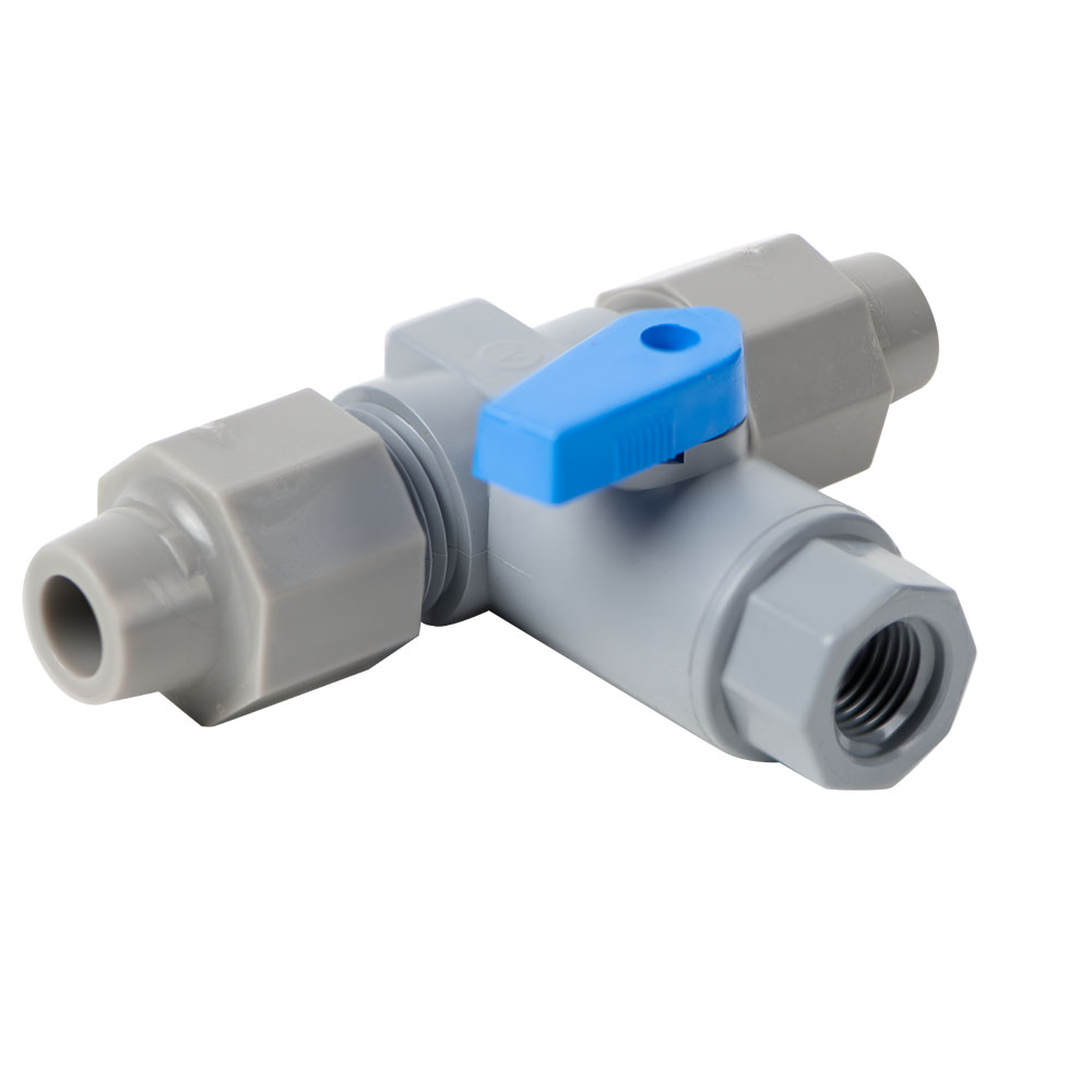 SMC 689 Series T-Link PVC Ball Valves