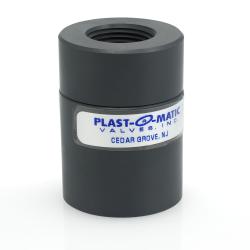 """1/2"""" FNPT PVC Constant Flow Valve with EPDM Seals- 1 GPM"""