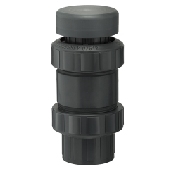 "1-1/2"" NPT VBS PVC Diaphragm Vacuum Breaker with EPDM Seals"
